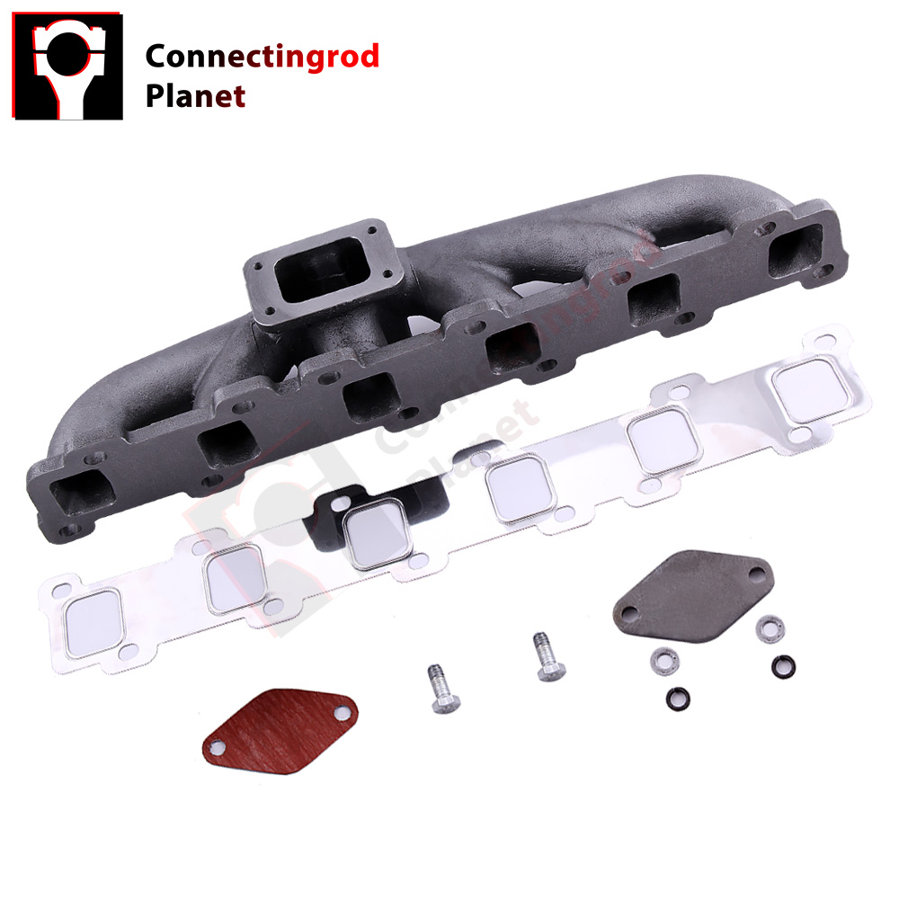 turbo exhaust manifold turbo kit for nissan safari patrol 4 2l td42 tb42 tb45 611165412531 ebay. Black Bedroom Furniture Sets. Home Design Ideas