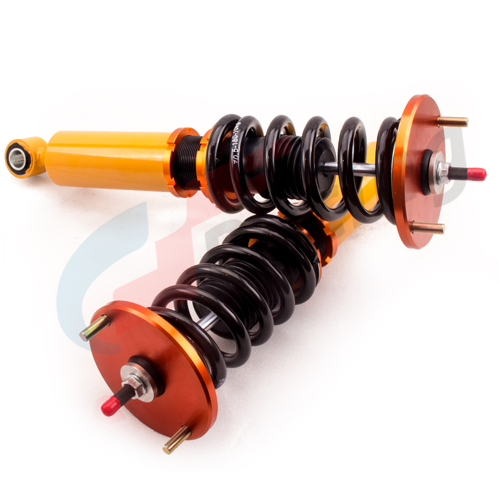 Adj. Damper Coilover Shock Absorber Strut For Nissan