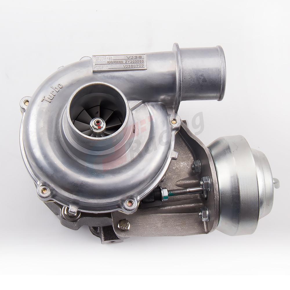 vj38 turbo for mazda bt-50 2.2 ford ranger 3.0 wlaa rhv4