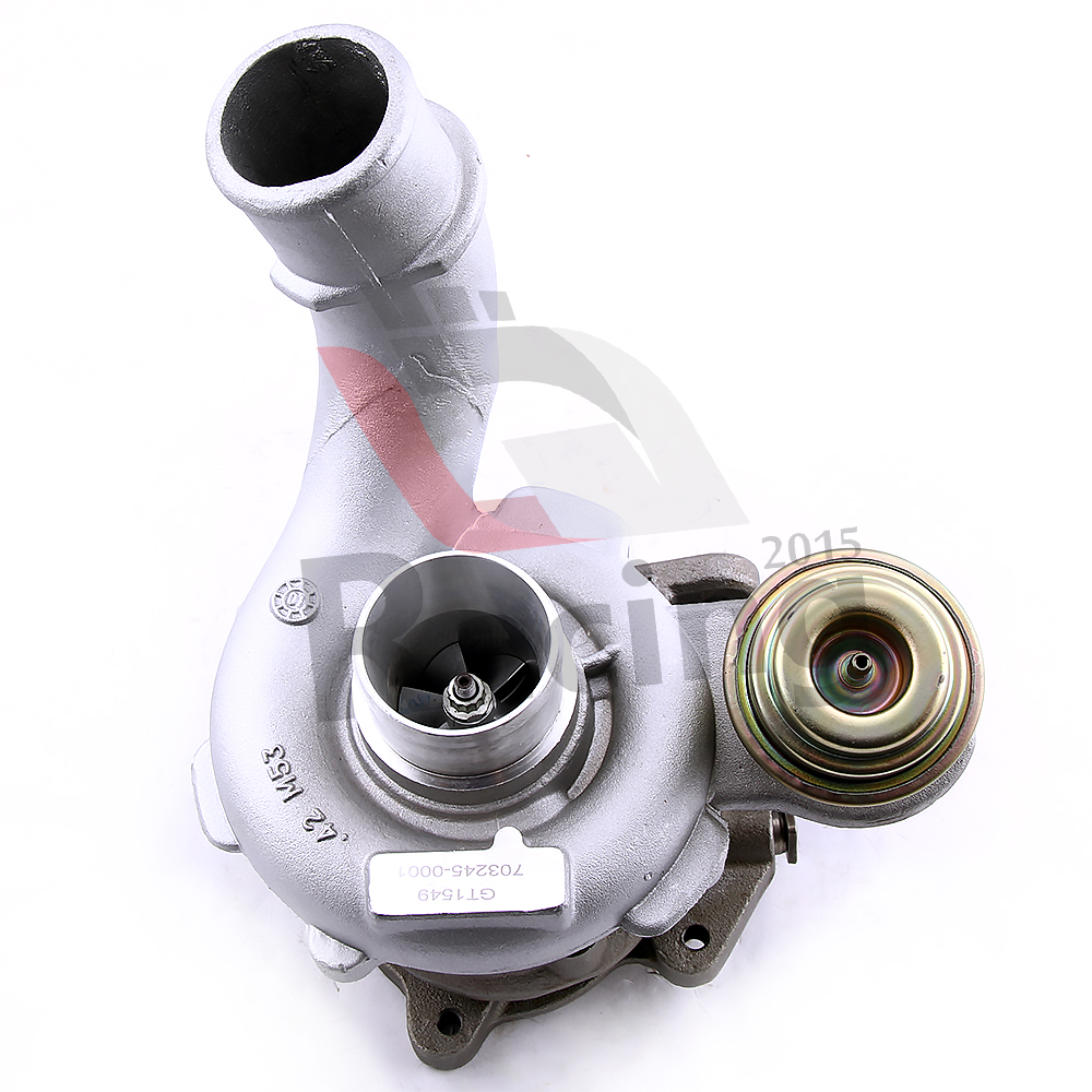 turbo turbocharger for renault trafic dci 2001 2002 1 9l opel gt1549s 703245 ljr ebay. Black Bedroom Furniture Sets. Home Design Ideas