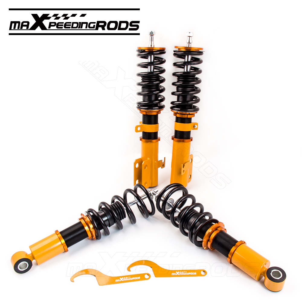 Assembly Coilover For Toyota Celica 00 06 Suspension Coil: Connecting Rod Rods For Toyota Celica Corolla MR2 4AG 4AGE