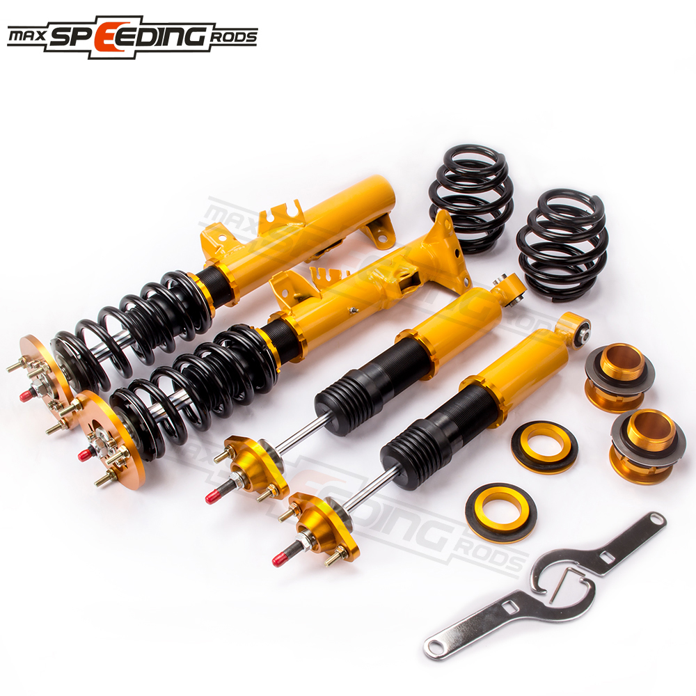 2002 Bmw M3 Suspension: Full Adj. Coilovers For BMW E36 M3 3 Series 92-97 Coil