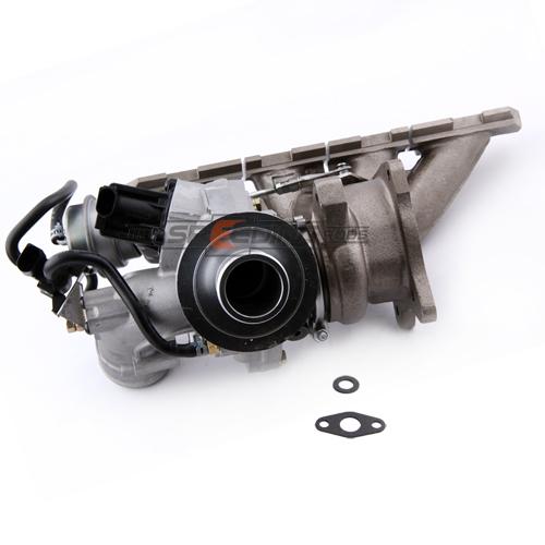Turbo Turbocharger for Audi A4 A6 S4 S6 2.0 TFSI B7 BUL BWE 200HP K03 06D145701G