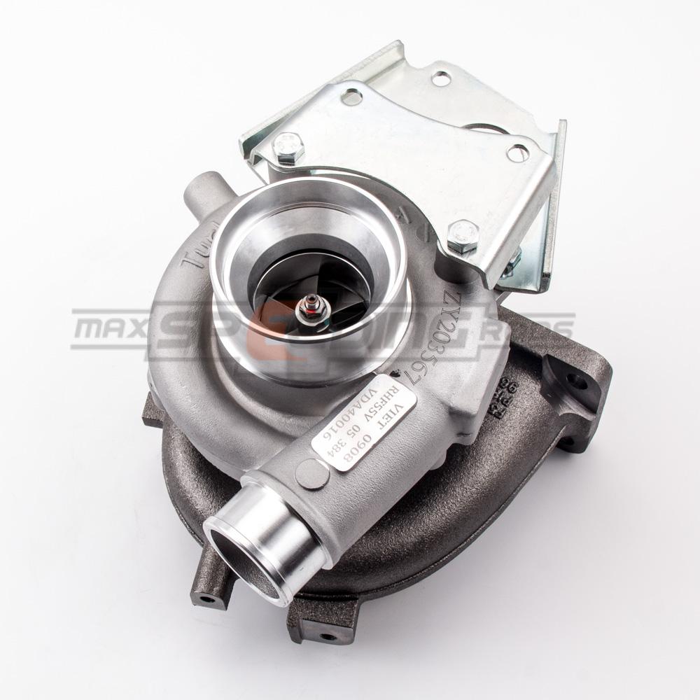 RHF55V VDA40016 Turbocharger for ISUZU NRR 75L 2006- GMC 3500 4500 W-Series 5.2