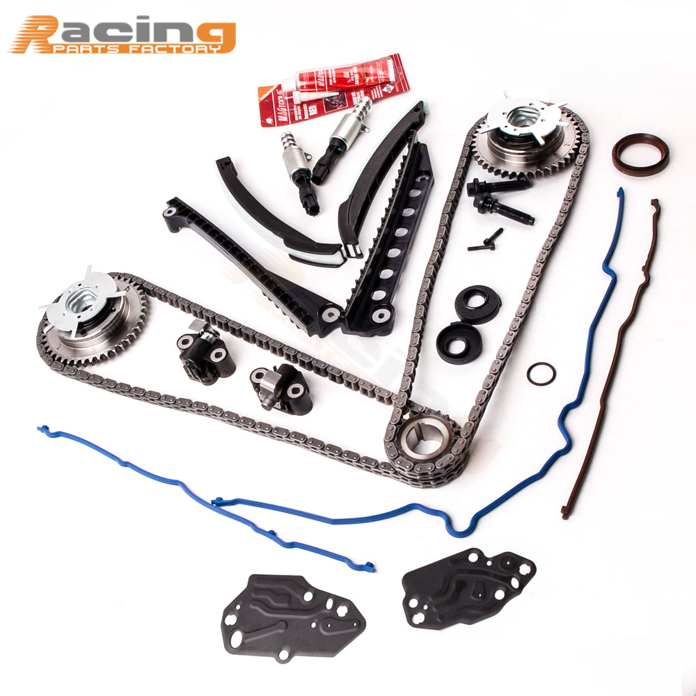For 04-10 Ford 5.4 TRITON 3-Valve Timing Chain Kit Cam