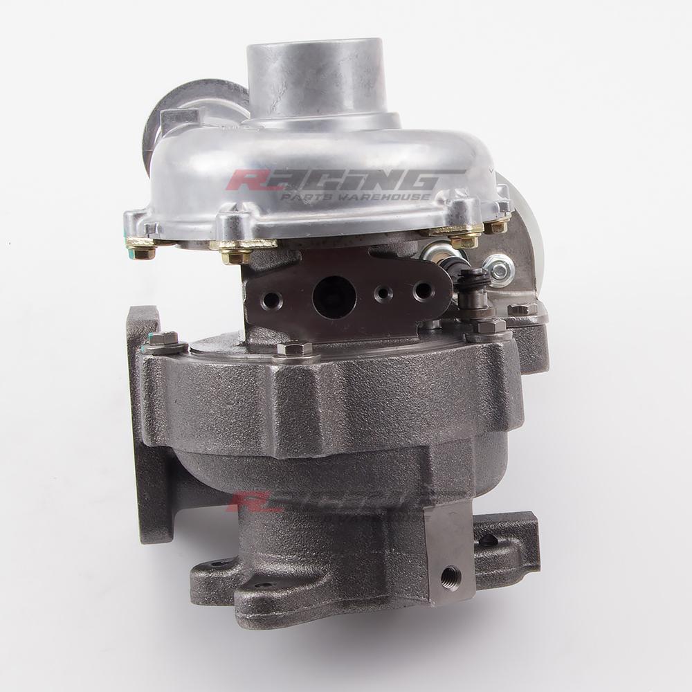 New RHV4 VJ38 Turbocharger For Mazda B2500 BT50 Ford
