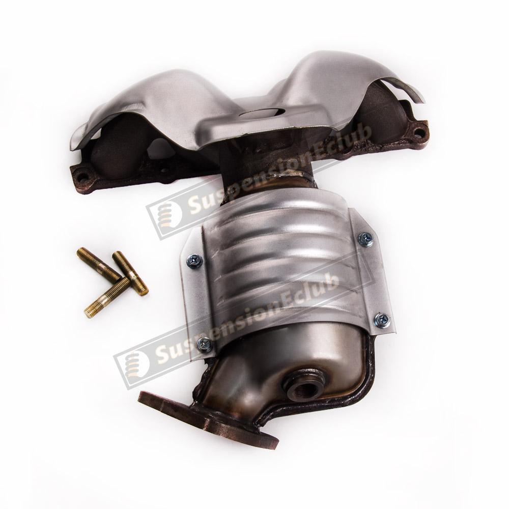Kmod 06 11 Civic Si Turbo Kit Fg2 Fa5: Catalytic Converter W/ Exhaust Manifold For Honda Civic I4