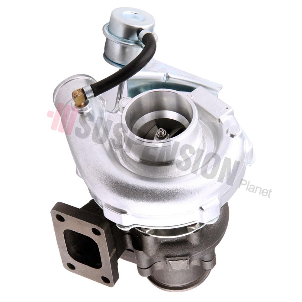 Universal Turbo Kit 4 Cylinder: Universal Turbo Turbocharger T3T4 T3 .63 AR Oil Cold V