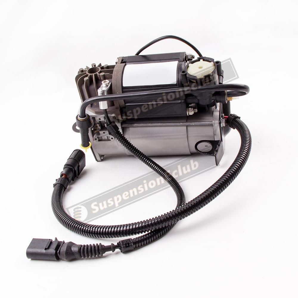 For Audi A8 Compressor Air Suspension Pump Gas-engine 6/8