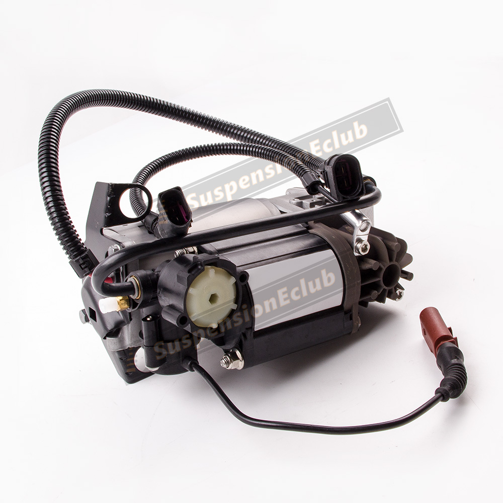For audi a8 compressor air suspension pump gas engine 6 8 for Air compressor gas motor