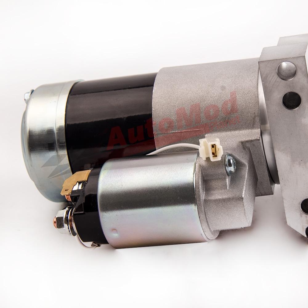 V8 big small block starter motor for chevrolet chev for Hi torque starter motor