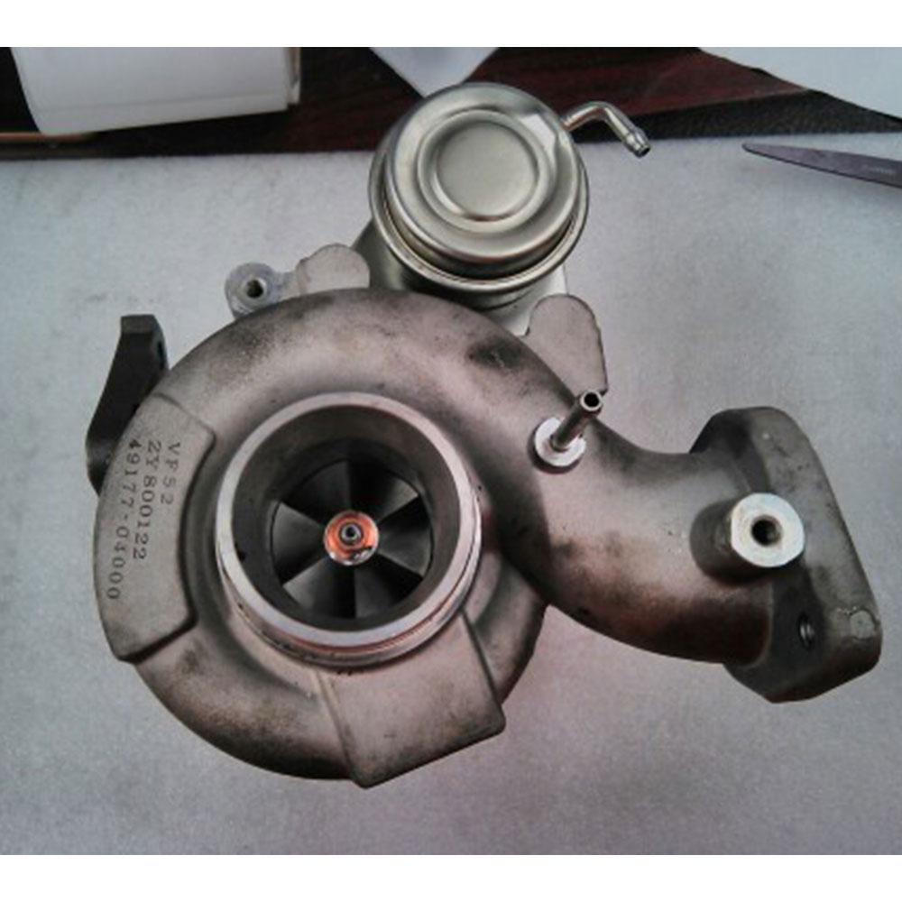 Returned Turbocharger TD04L For Subaru
