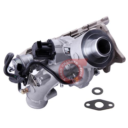 2007 Audi A4 Turbo Problems: K04 Turbocharger K04-15 Turbo For Volkswagen Passat 1.8L