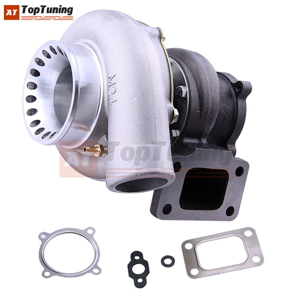 GT3582 universal Turbo Charger T3 Flange A//R.7 Water cooled 400-600HP Anti-Surge