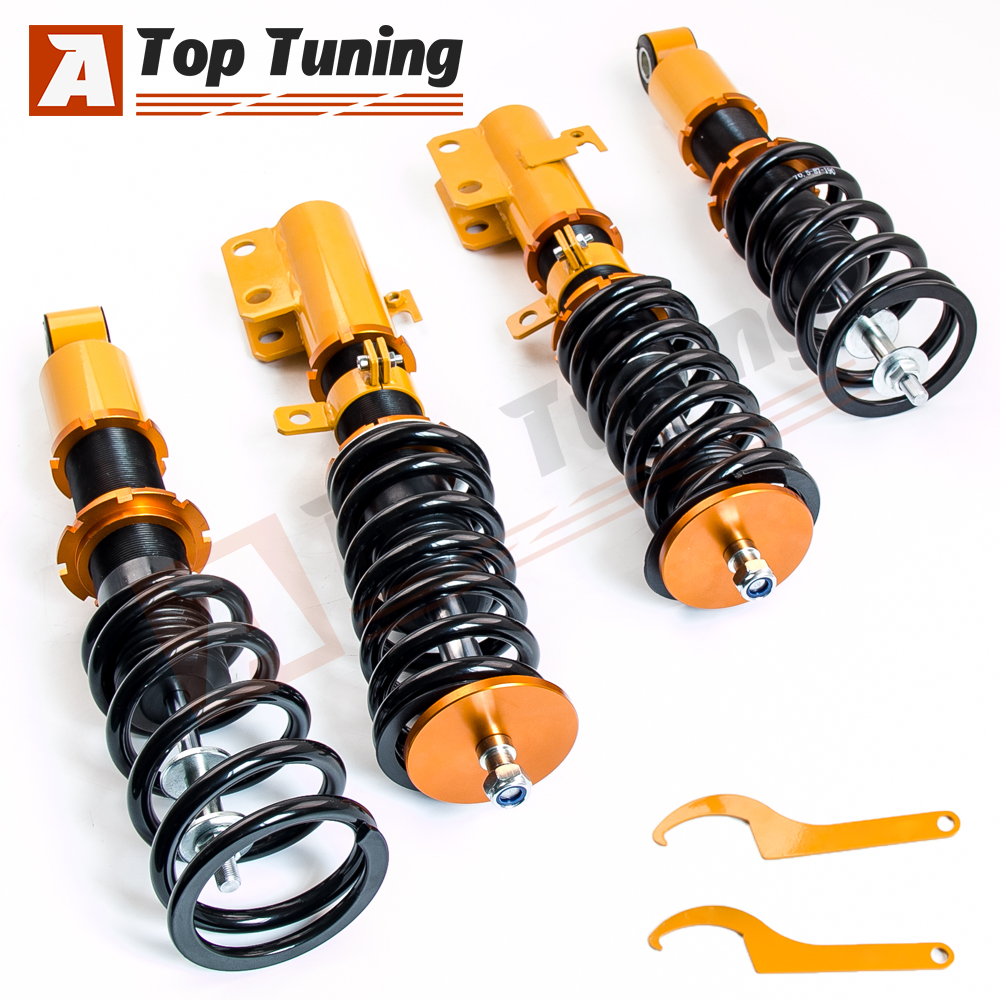 Assembly Coilover For Toyota Celica 00 06 Suspension Coil: Forged Connecting Rods For Toyota 4AG 4AGE AE86 Celica