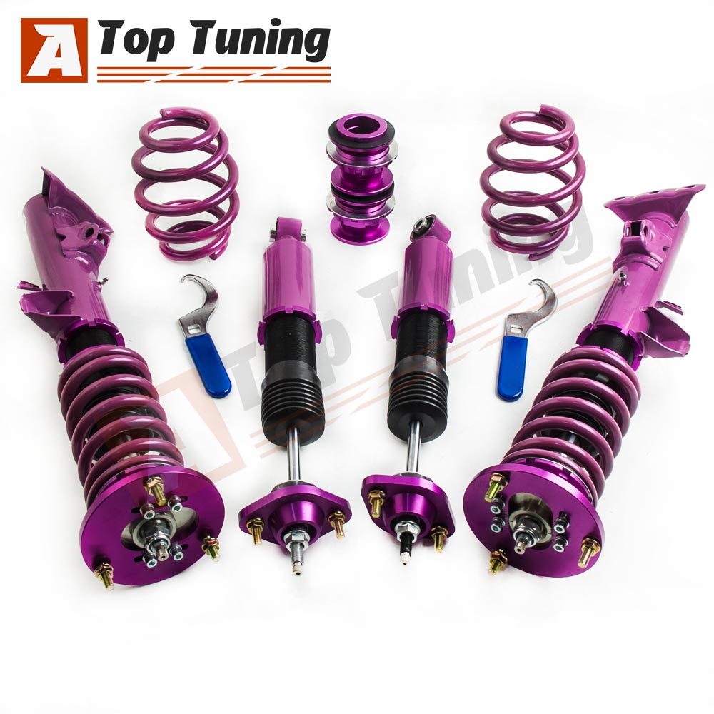 BR Coilover Kits for BMW 3-Series E36 325 M3 92-98 22 Ways Damper