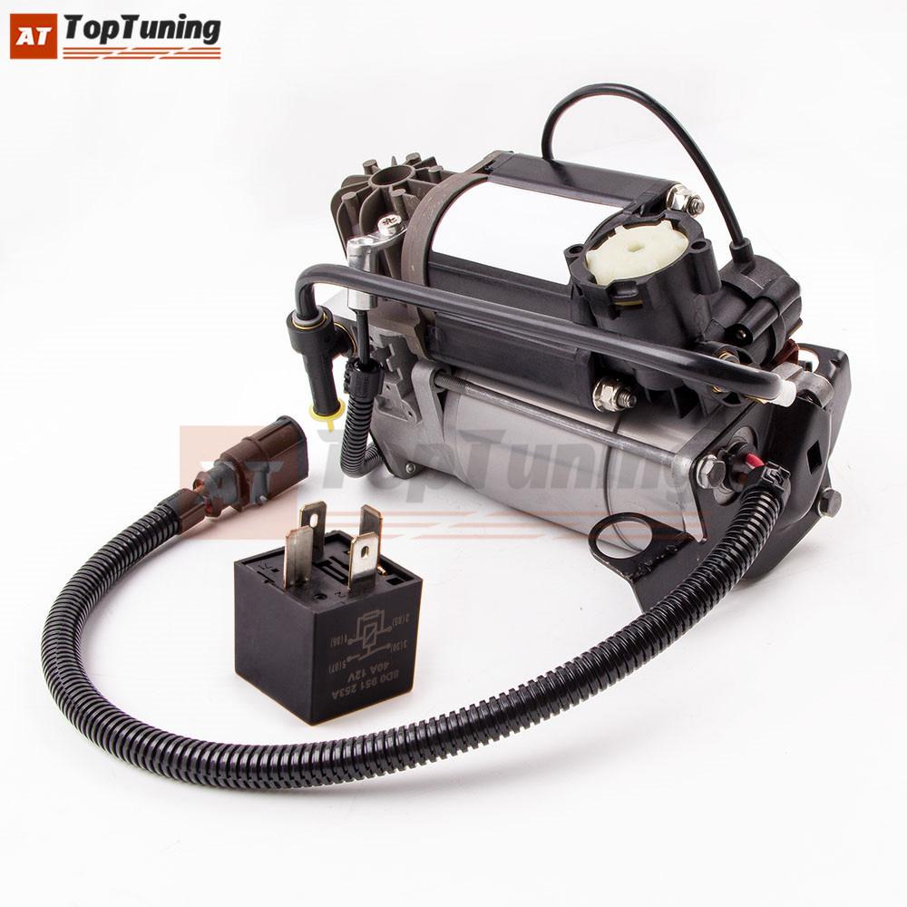 For Audi A8 D3 6/8 Cylinder Air Suspension Compressor Pump