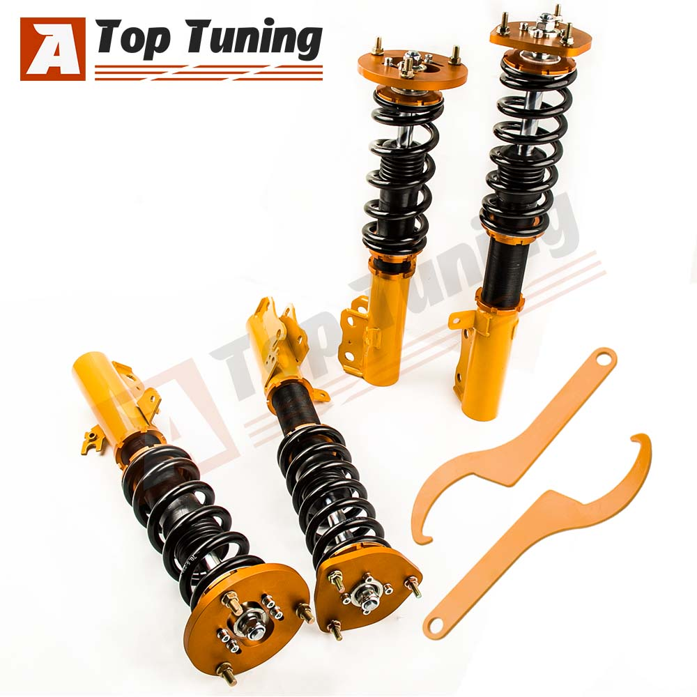 BR Coilover Kits For 1992-2001 Toyota Camry XV20 / MCV20 Adjustable Height USA