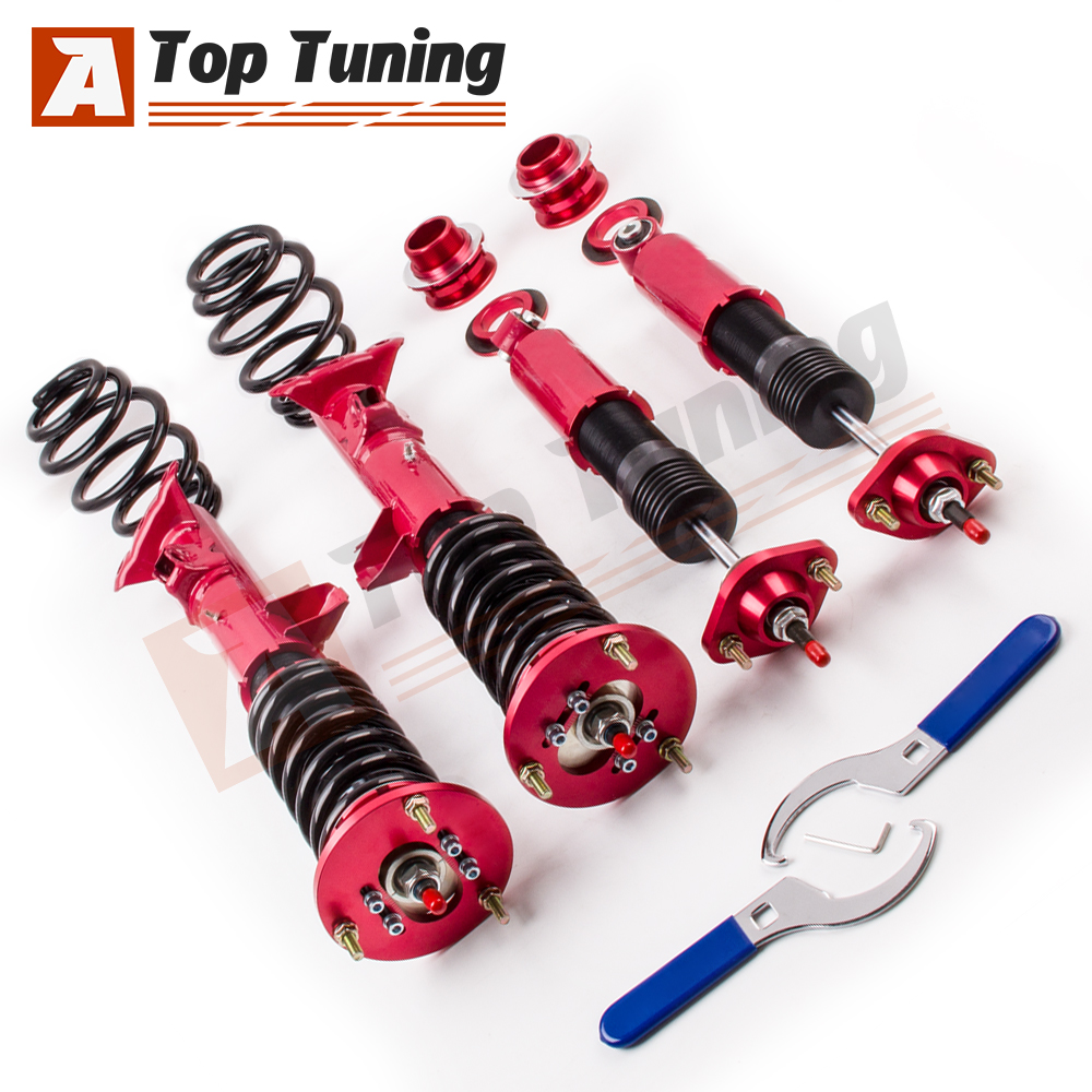 BR Adjustable Coilovers For BMW 3 Series E36 Shock Absorber Coil Struts