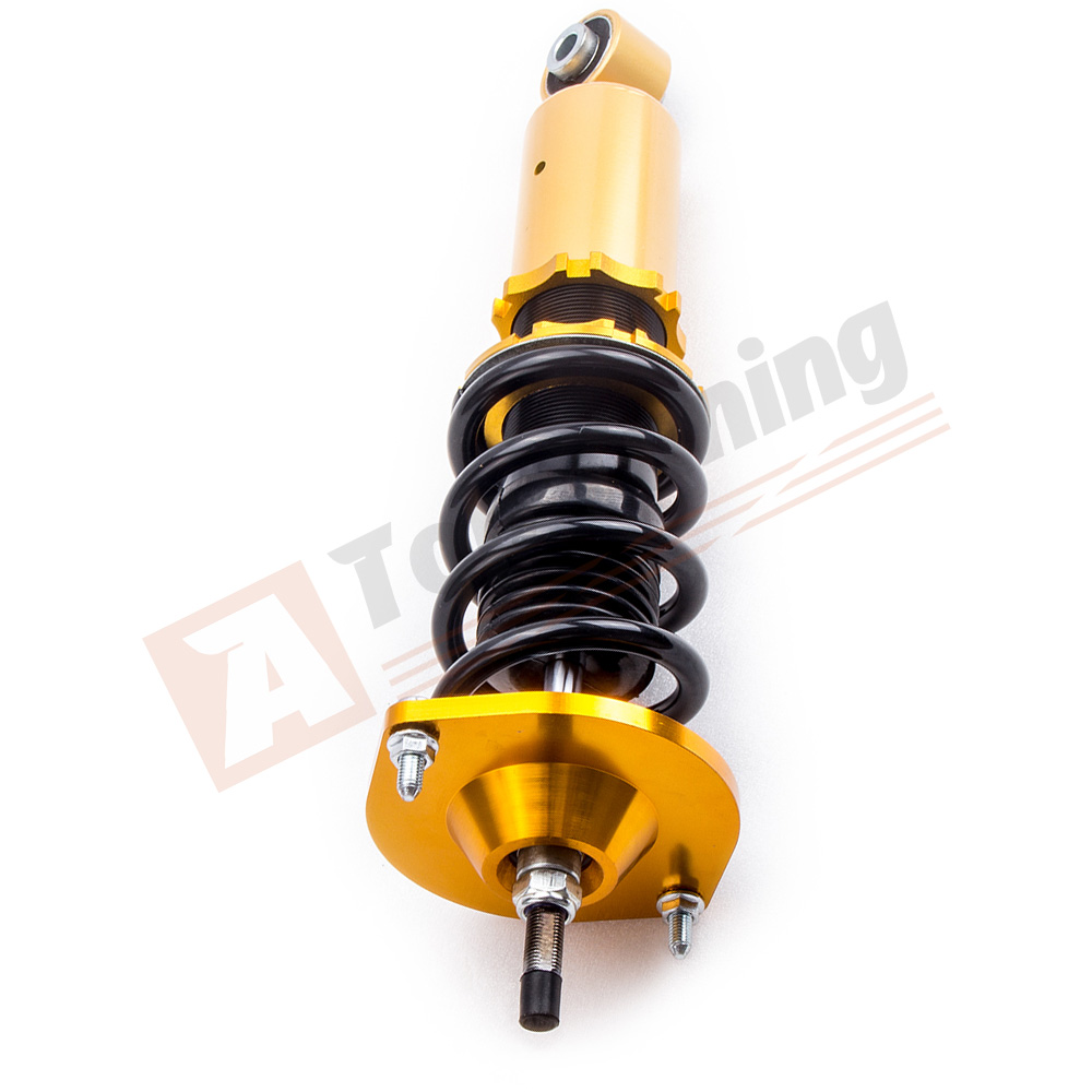 gewindefahrwerk f r mazda miata roadster mx5 mx 5 coilover absorber strut mbde ebay. Black Bedroom Furniture Sets. Home Design Ideas