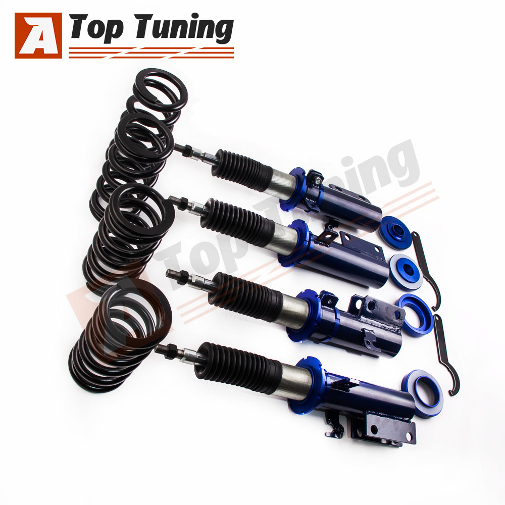 BR Coilover & Spring Struts For 2007-2011 Toyota Camry Adjustable Height