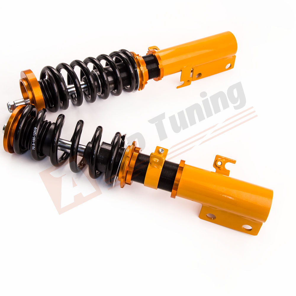 BR Coilovers Kits For 2007-2011 Toyota Camry Adjustable Height Shock Absorbers