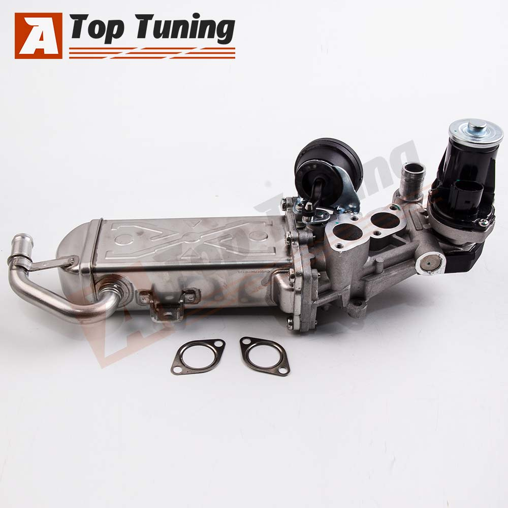 2015 Volkswagen Eos Suspension: EGR Exhaust Gas VALVE COOLER 03L131512CF DQ For VW AUDI