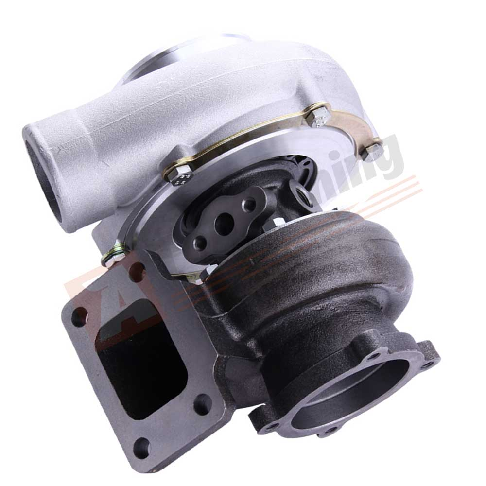 Universal Turbo Emici Baslik: GT3582 Universal Turbo Charger T3 Flange A/R.7 Water
