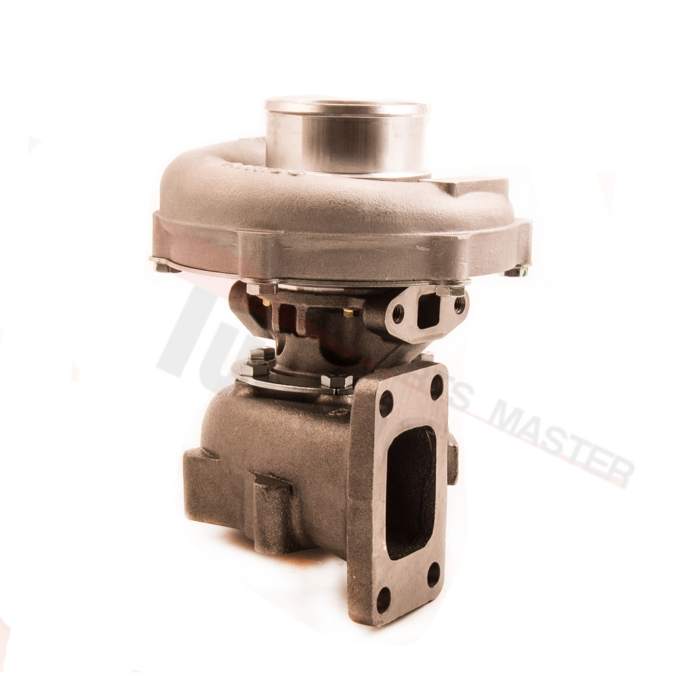 Universal Turbo Kit 4 Cylinder: Universal T3 T4 T04E .63 A/R 0.5 A/R 5 Bolt Flange