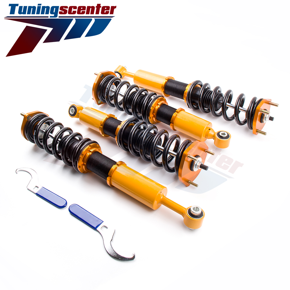 TCT Coilover Kits For LEXUS IS200/IS300 97-05 Height