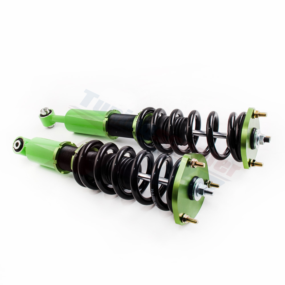 TCT Coilover Suspension Kits For 97-05 LEXUS IS 300 IS300 Shock Strut Green