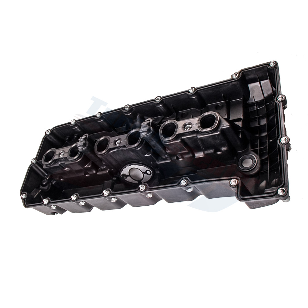 Engine Cylinder Head Top Cable Valve Cover For Bmw E82 E90