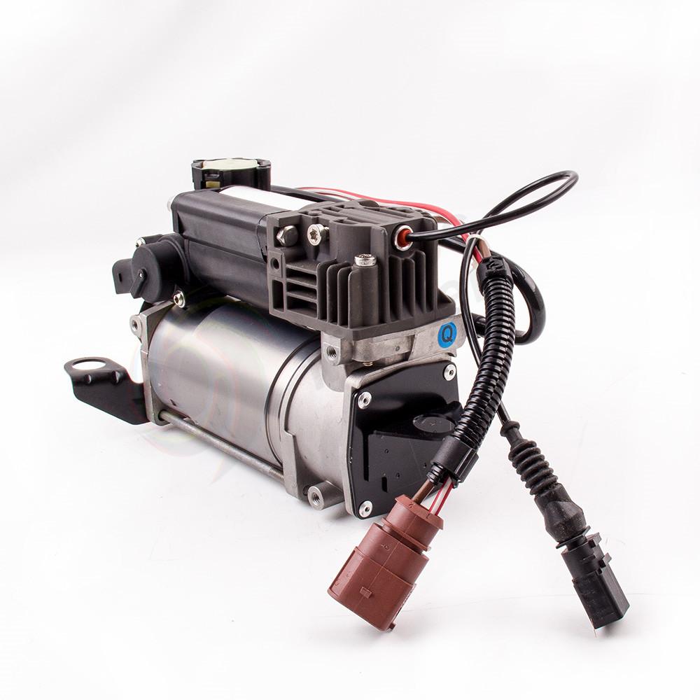 New For AUDI A6 C6 4F Air Suspension Compressor Pump