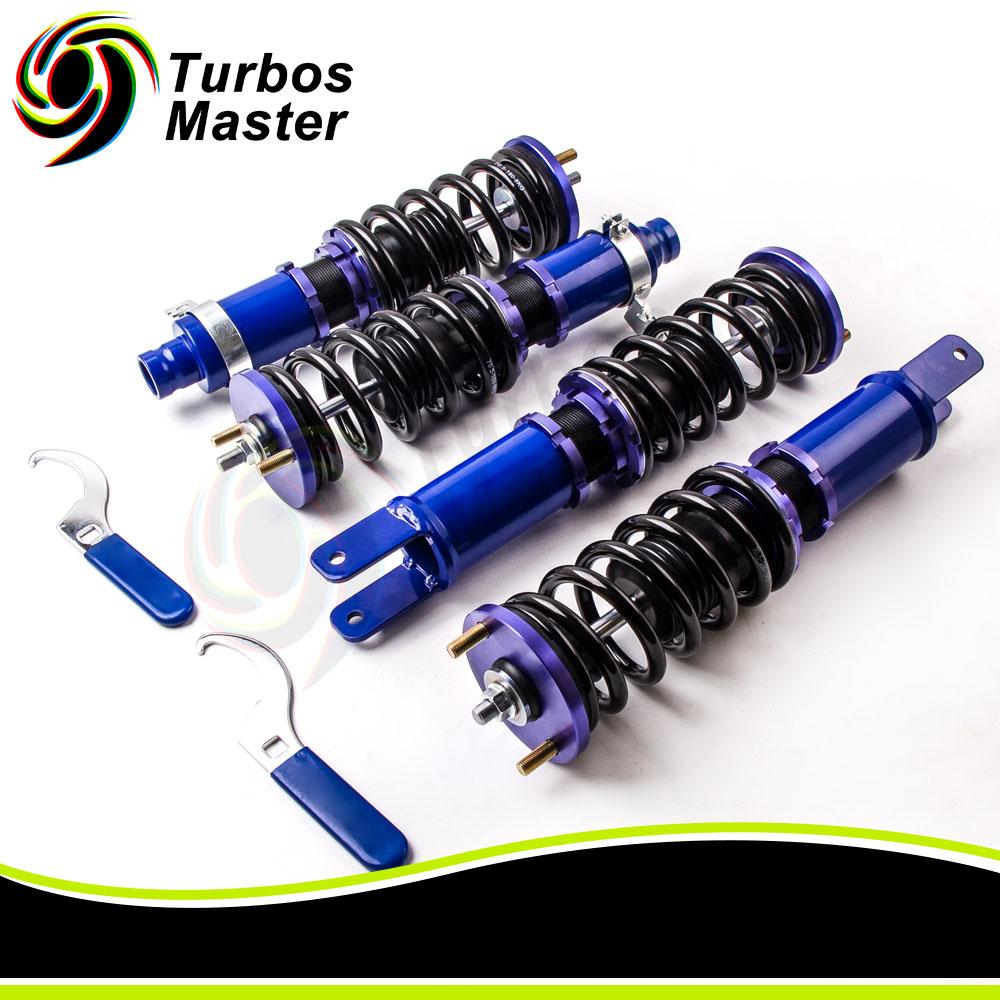 Kmod 06 11 Civic Si Turbo Kit Fg2 Fa5: Coilover For Honda Civic EK 96-00 Coil Suspension Spring