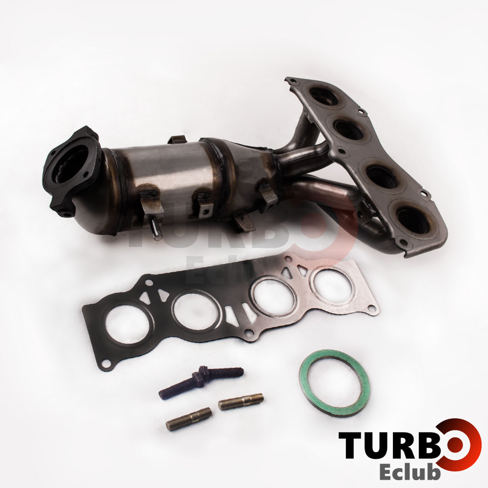 Toyota Solara Exhaust Manifold Engine System Intake: Exhaust Manifold W/ Catalytic Converter For 2003 2005 2006