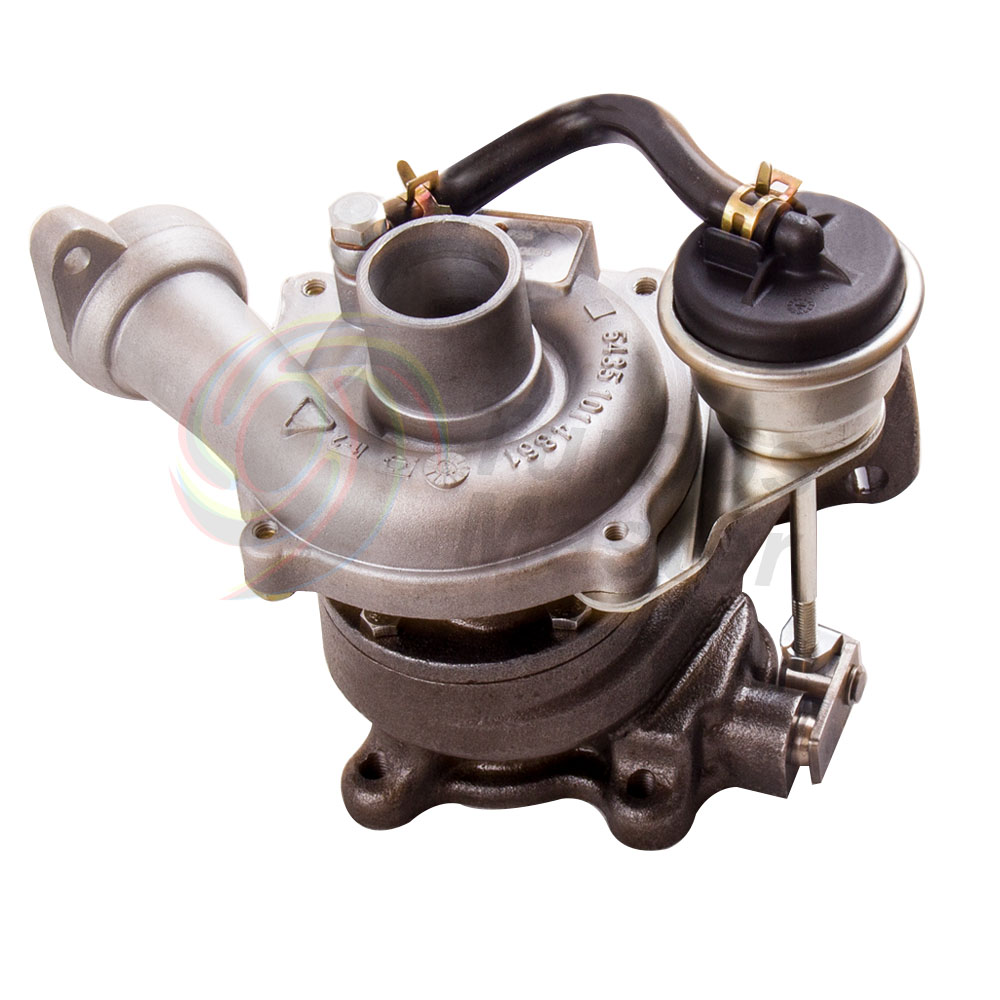 TURBO CHARGER TURBOCHARGER for PEUGEOT-206 SW -1.4 HDi ...